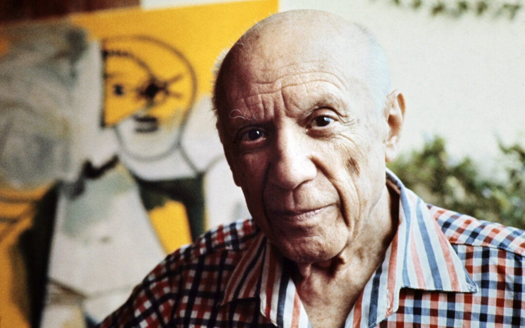 Pablo Picasso on the Myth of Overnight Success