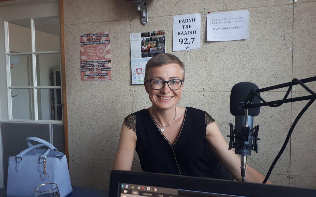 Errit Tre Raadio Pärnu suvekülaline