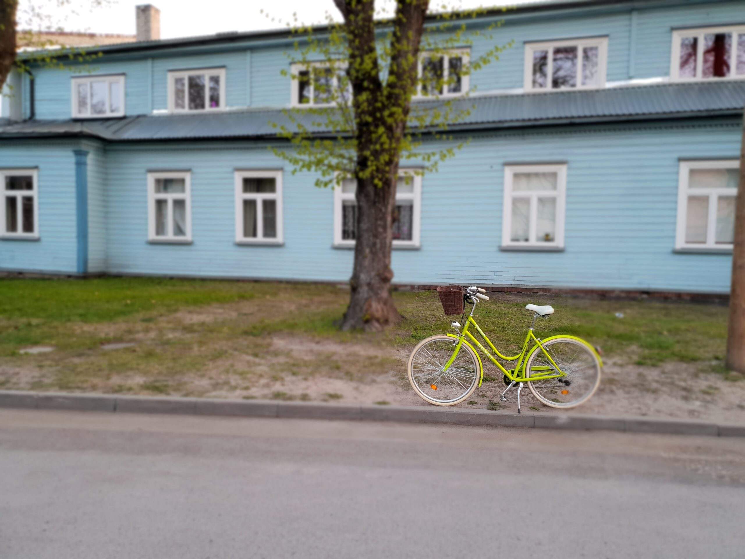 Green Bicycle in Parnu_Errit Kuldkepp_Positively Inspiring Lifestyle_Spring 2019 (10)