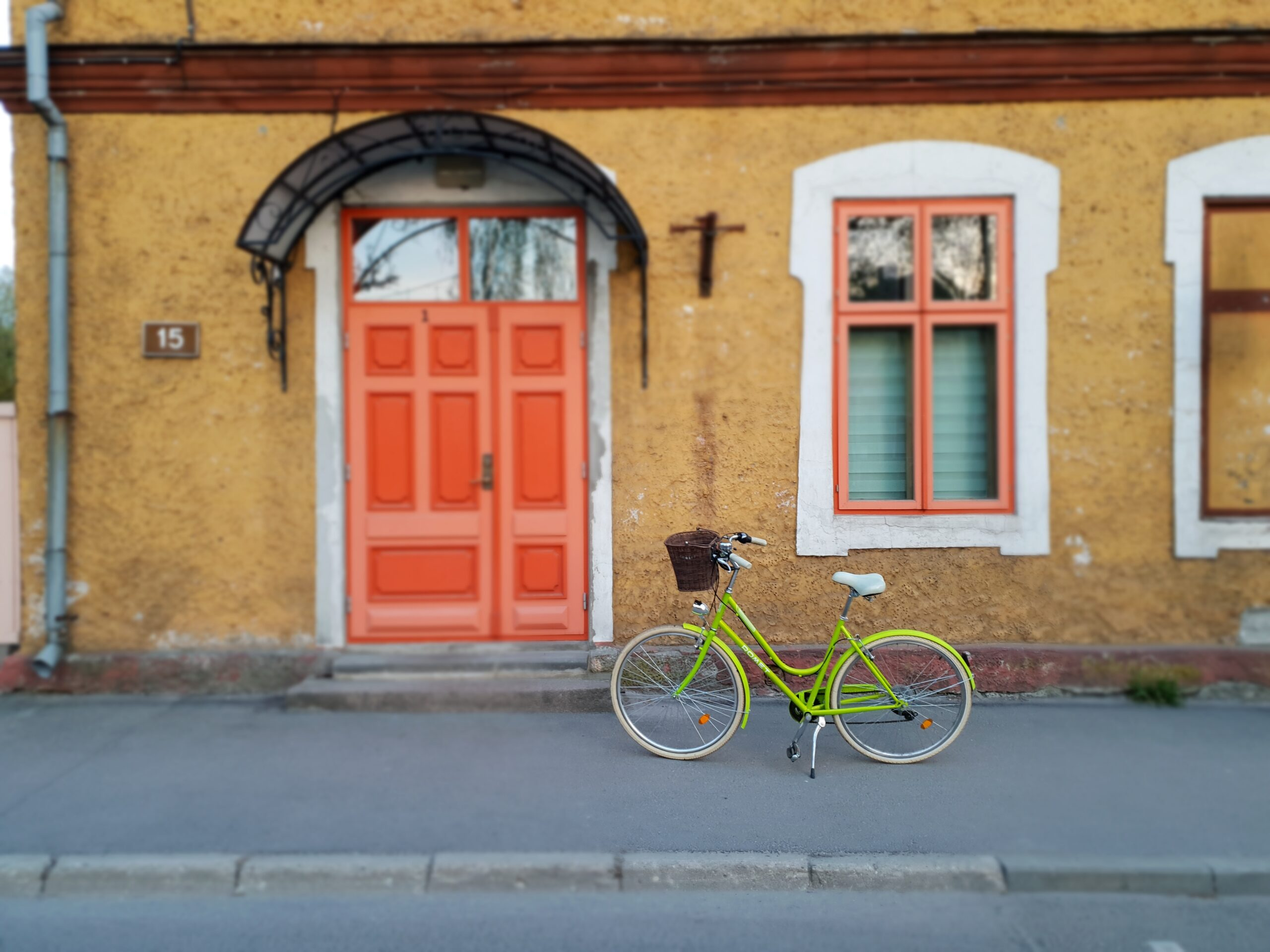 Green Bicycle in Parnu_Errit Kuldkepp_Positively Inspiring Lifestyle_Spring 2019 (13)