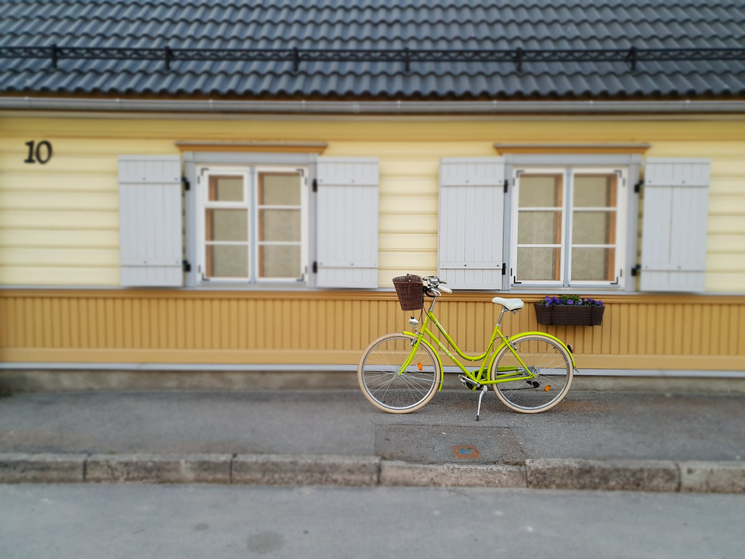 Green Bicycle in Parnu_Errit Kuldkepp_Positively Inspiring Lifestyle_Spring 2019 (18)