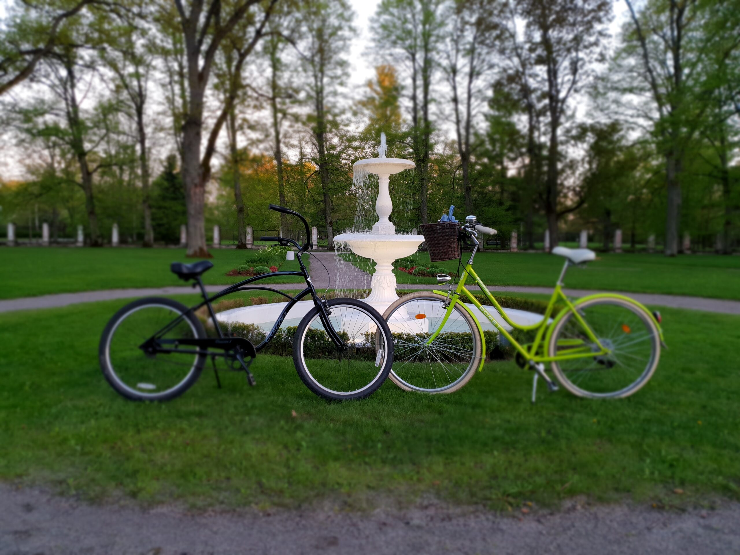 Green Bicycle in Parnu_Errit Kuldkepp_Positively Inspiring Lifestyle_Spring 2019 (27)