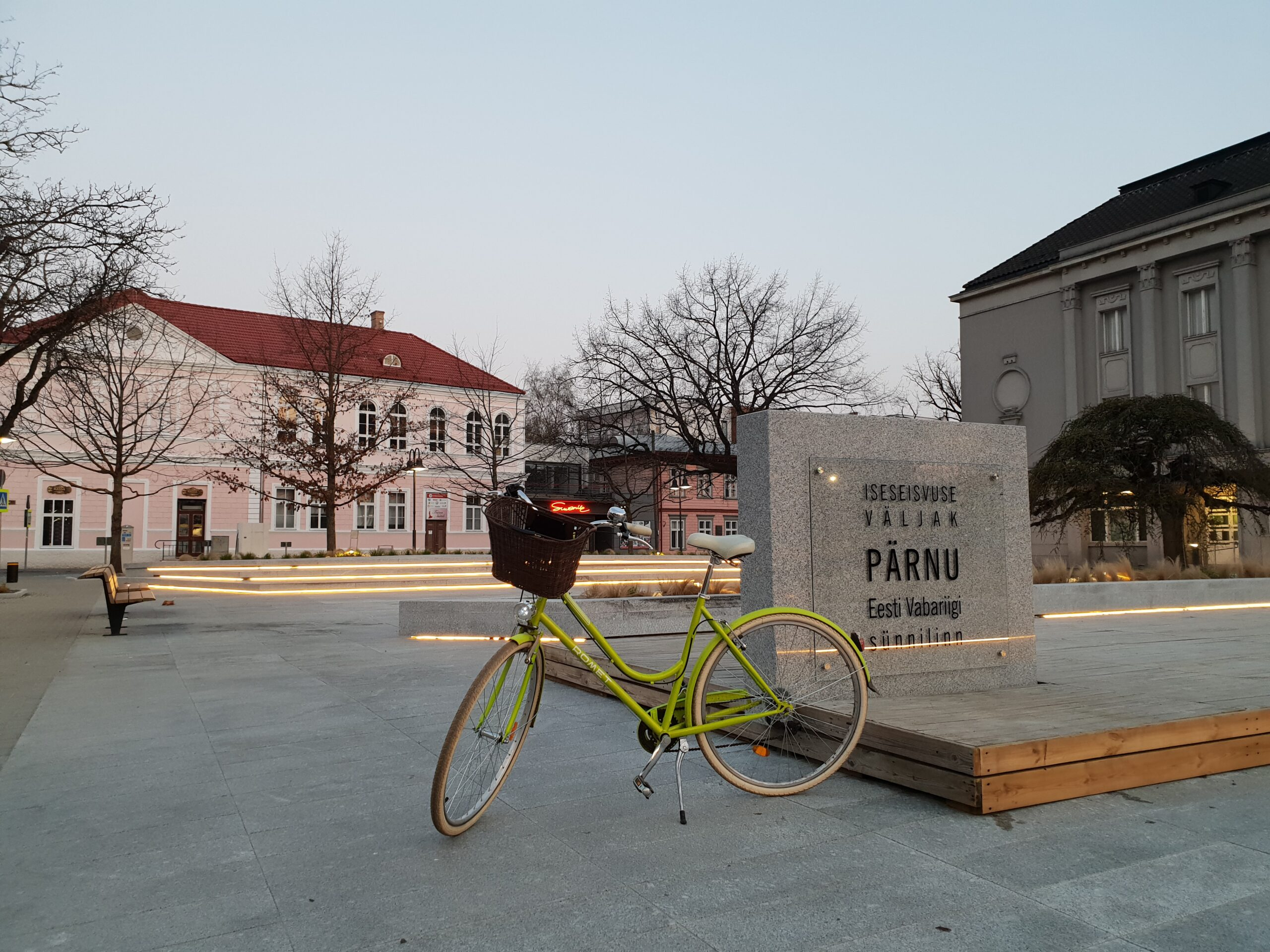 Green Bicycle in Parnu_Errit Kuldkepp_Positively Inspiring Lifestyle_Spring 2019 (96)