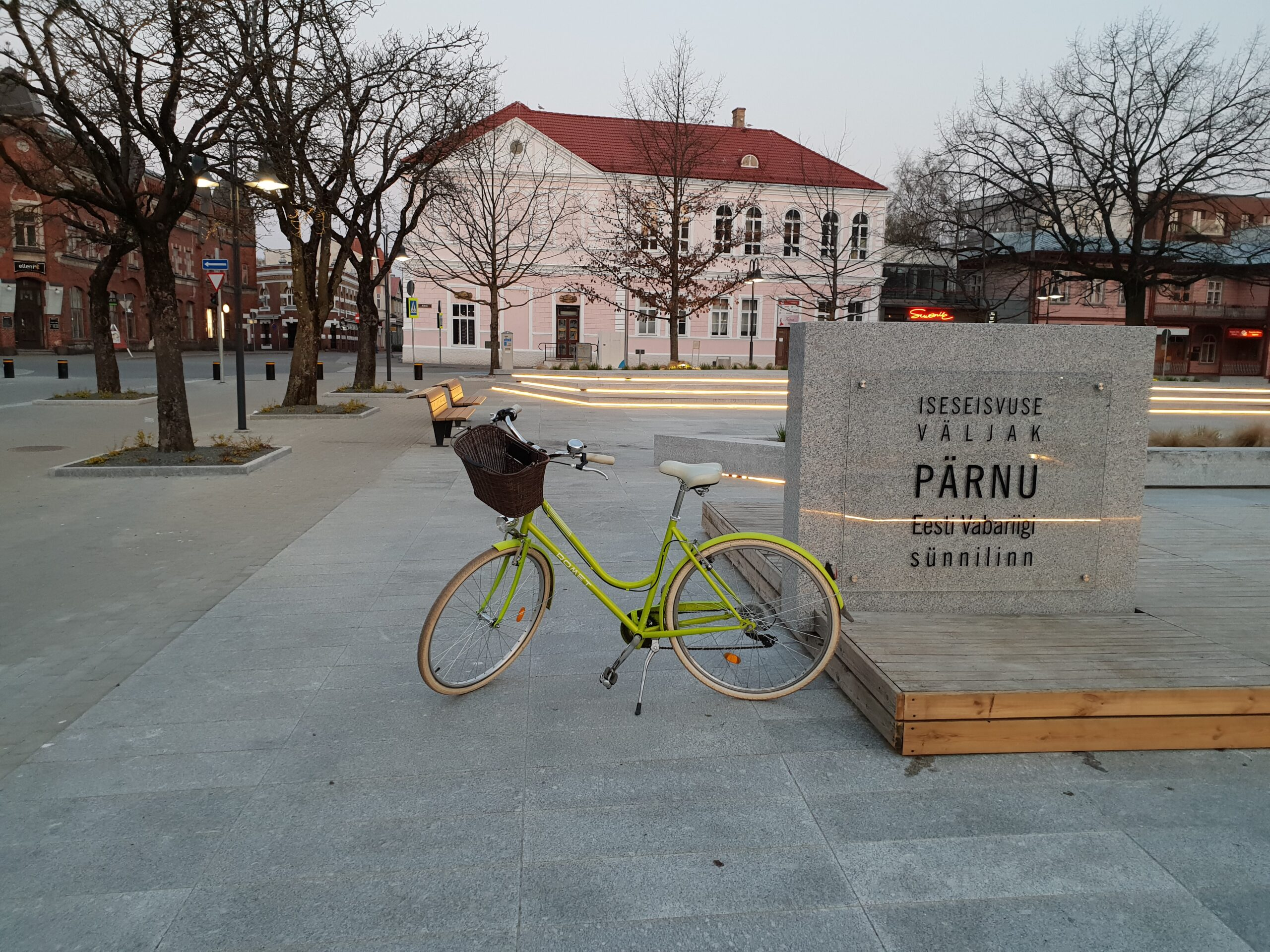 Green Bicycle in Parnu_Errit Kuldkepp_Positively Inspiring Lifestyle_Spring 2019 (98)