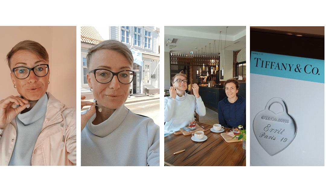 Tiffany&Co NY, Paris & Pärnu
