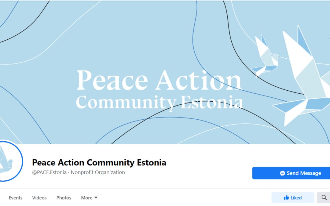 Inspiratsioonist PEACE Action Community Estonia podcastis