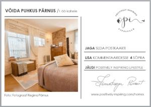 Võida majutus Pärnus