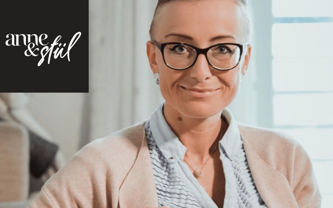 Anne & Stiil – Kuidas saavutada suurem enesekindlus?